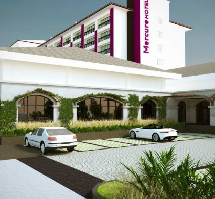 Renovation work to Prince Mercure Hotel